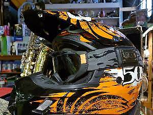 Snowmobile Helmet 509 Evolution $149