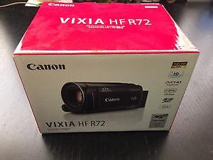 Canon VIXIA HF R72 Camcorder BRAND NEW IN THE BOX