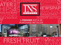 Sale: Franchise Business(INS Market) @ King St West, Toronto
