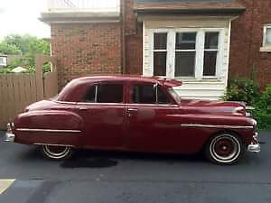 1950 Plymouth Deluxe drives great need gone