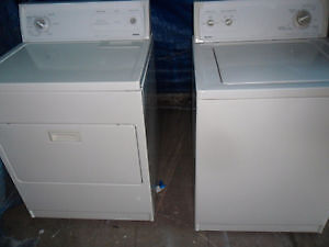 WASHER AND DRYER SET EXCELLENT CONDITION