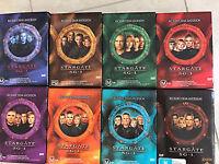 Stargate SG1 1-10 Boxset