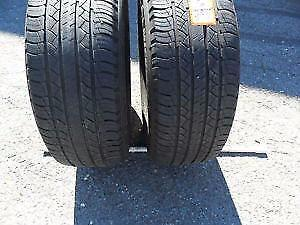 2 pneu été 245/40R19 continental contipro contact 94H a 8/32 bon pour 3 été