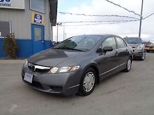 2011 Honda Civic 5 speed