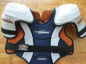 Hockey Shoulder pad,Pittsburgs Jersey,Skate, helmet, gloves