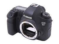 Boitier Canon EOS 6D *NEUF* dans sa boite