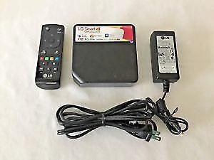 LG SMART TV UPGRADER ST600