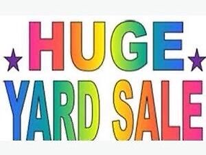 Multi-Family Annual Street Yard Sale!!! Sat July 30th.