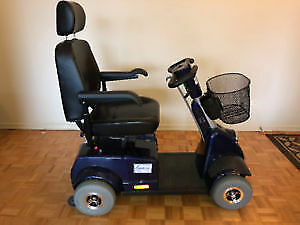 Electric Scooter Fortress 4 wheel Mobility - Comes with charger