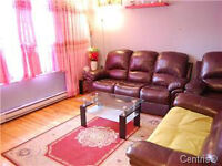 TRIPLEX FOR SALE IN VERDUN**** WITH FINISHED BASMENT****