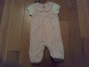 Baby Girl Romper (Size 0-3 months) **BRAND NEW WITH TAGS!**