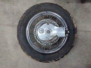 1996 KAWASAKI VULCAN 1500 CLASSIC  REAR WHEEL