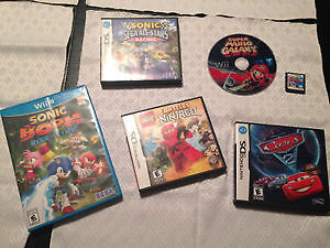 Assorted games