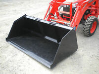 "102"" BOBCAT SNOW & MULCH BUCKET"