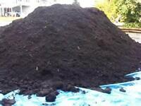 TOP SOIL - TRIPLE MIX - CEDAR MULCH- DELIVERY AND SPREADING