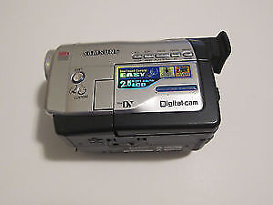 Samsung Digital Video Camera, Model SCD67 -  For Parts Only: $15