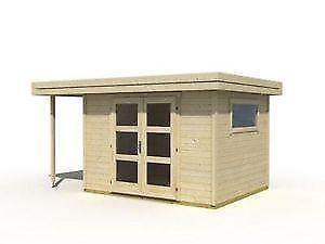gartenhaus g nstig online kaufen bei ebay. Black Bedroom Furniture Sets. Home Design Ideas
