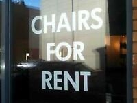Barber / Tattoo chairs to rent / optional accommodation - Rodbourne Rd