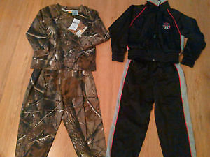 Boys Size 2,3,4 Jordans, Adidas, Childrens Place Geox Shoes London Ontario image 4