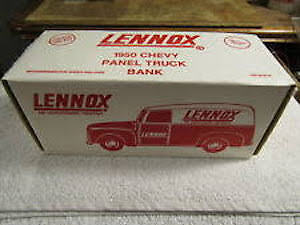 LENNOX collectable BANKs