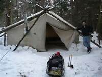 14` X 16` Canvas Guide Tent