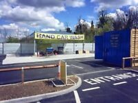 CAR WASH STAFF WANTED for IMMEDIATE START SG8 9NT