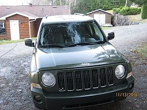 2007 Jeep Patriot Wagon NEW PRICE TO SELL