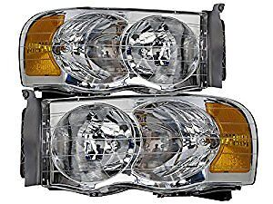 2005 Dodge Ram Headlights And Taillights for sale