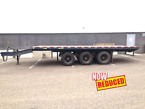 1998 Gerry's Tridem Trailer- REDUCED