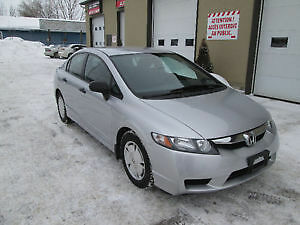 2011 Honda Civic DX-G Sedan