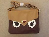 ladies Owl shoulder handbag From Avon NEW