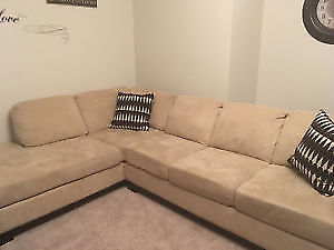 Brick Oakdale Sectional FREE DELIVERY