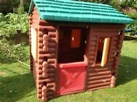 Little Tikes Log Cabin