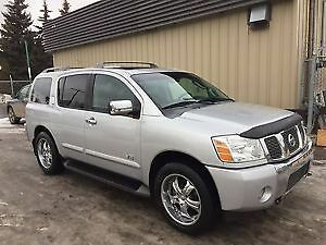 2006 Nissan Armada Limited Edition SUV, Crossover