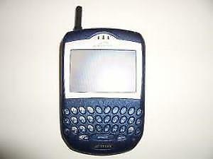 Blackberry 7510 for TELUS Mike Network, in good Condition,,  Collectible Phone