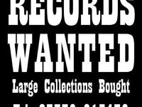 Vinyl Records & Cd Collections Wanted 4 Cash