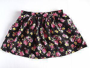 5aaafabc50 Floral Skater Skirt