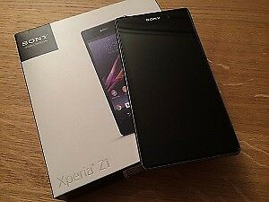 Sony Xperia Z1 Brand New, 16 Gb Black Unlocked