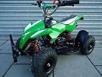 50cc Quad Bike Brand New Green