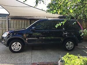2003 Honda CRV exl (black on black leather) rare
