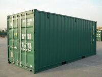 New 20ft Storage Containers To Rent. Secure & Dry, Located in Chelmsford