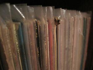 Vinyl, Records, LP, 45, Disques, CD, Cassette, Tape, etc.