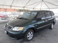 2000 mazda  mpv and nissan  for sale