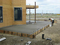 Residental / Commercial Concrete Service.