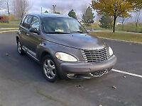 2001 Chrysler PT Cruiser Edition Limited v.4 2.4L