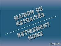 Residence de personnes agees a vendre a Sherbrooke