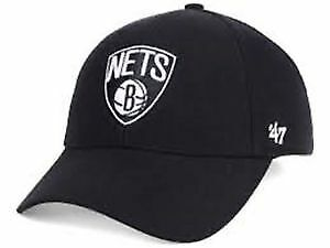 brand new brooklyn nets ball hat for sale $10 one size fits all