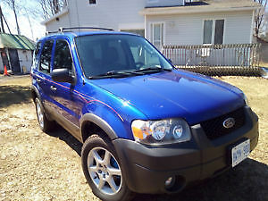 2006 Ford Escape SUV, XLT - Sell - Trade?