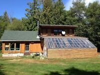 Room on awesome organic farm - Qualicum Bay