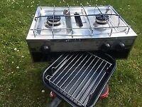 Spinflo Caravan Cooker Camper Cooker Dayvan